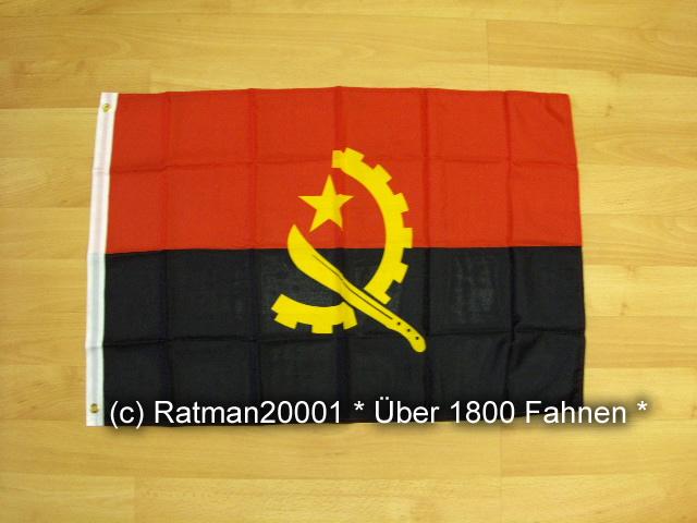 Angola - 60 x 90 cm