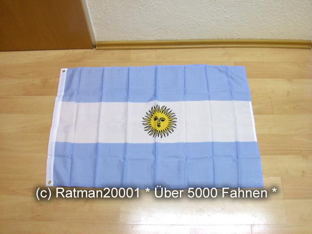Argentinien - 60 x 90 cm