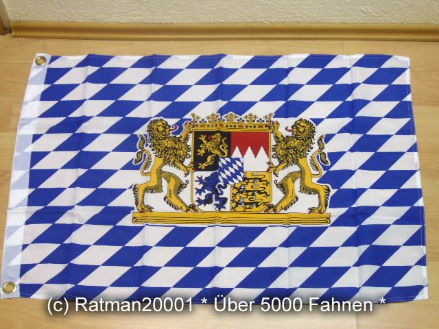 Bayern Bavaria Lion -  60 x 90 cm