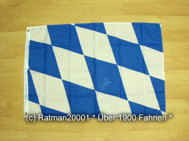 Bayern Raute  - 60 x 90 cm