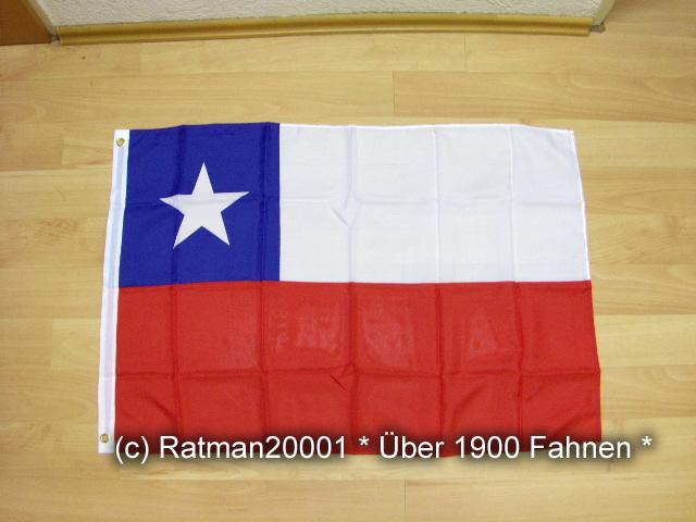 Chile - 60 x 90 cm
