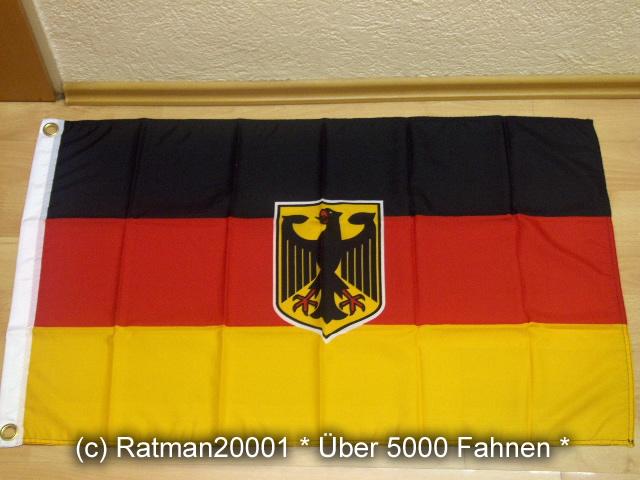 Deutschland Adler - 60 x 90 cm