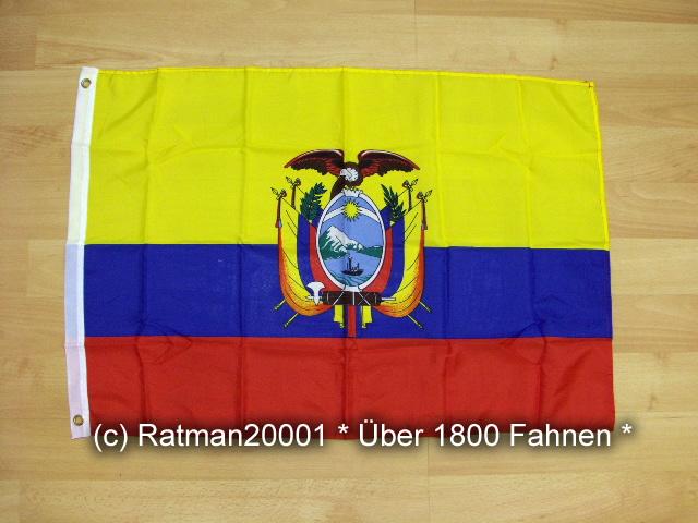 Ekuador - 60 x 90 cm