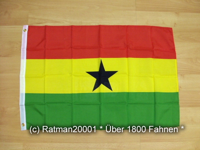Ghana - 60 x 90 cm