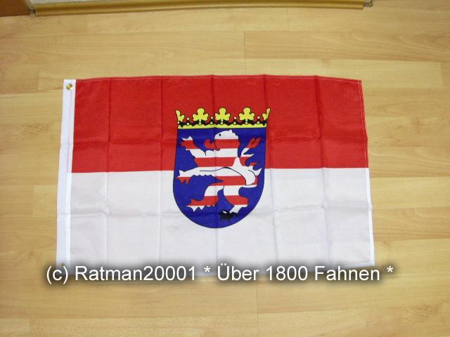 Hessen - 60 x 90 cm