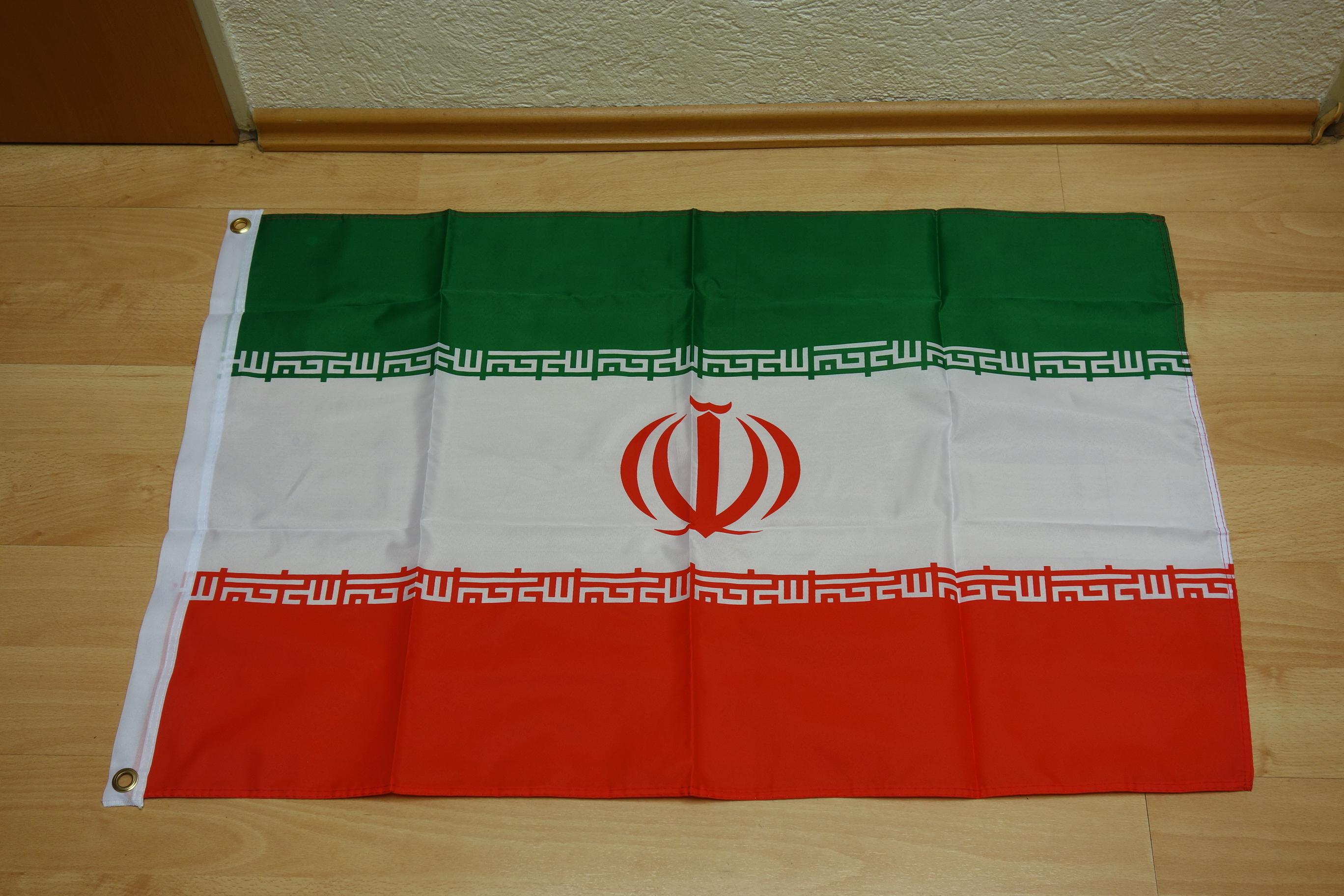 Iran - 60 x 90 cm