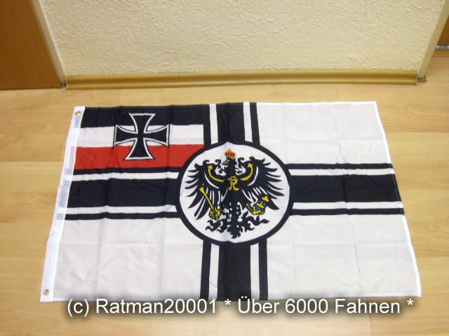 Kaiserliche Marine - 60 x 90 cm