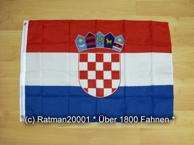 Kroatien - 60 x 90 cm