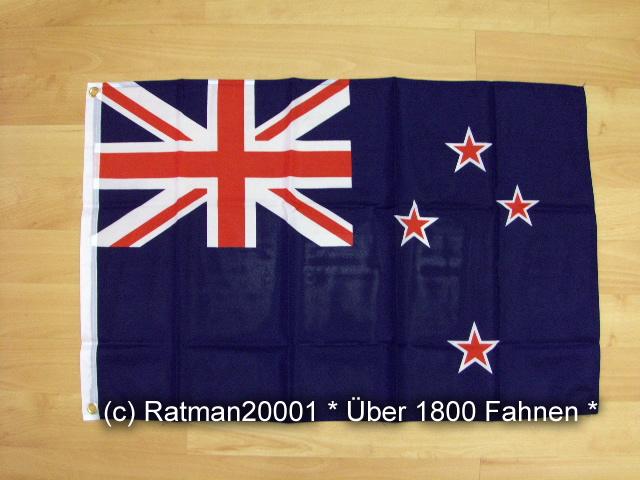 Neuseeland - 60 x 90 cm