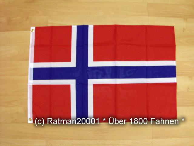 Norwegen - 60 x 90 cm
