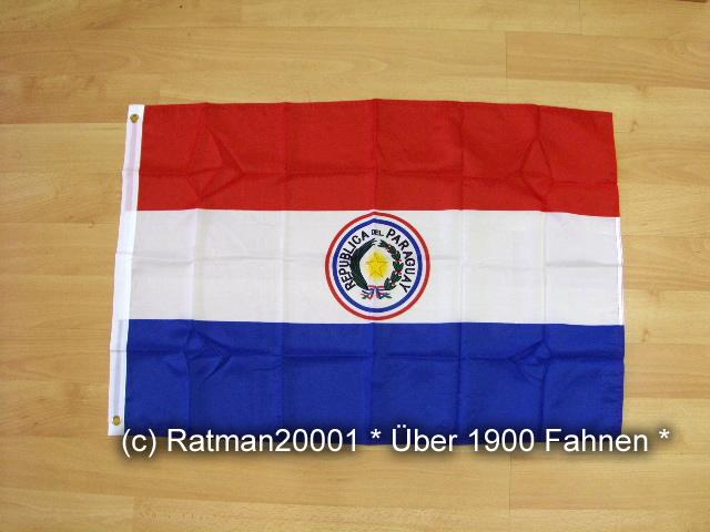 Paraguay - 60 x 90 cm