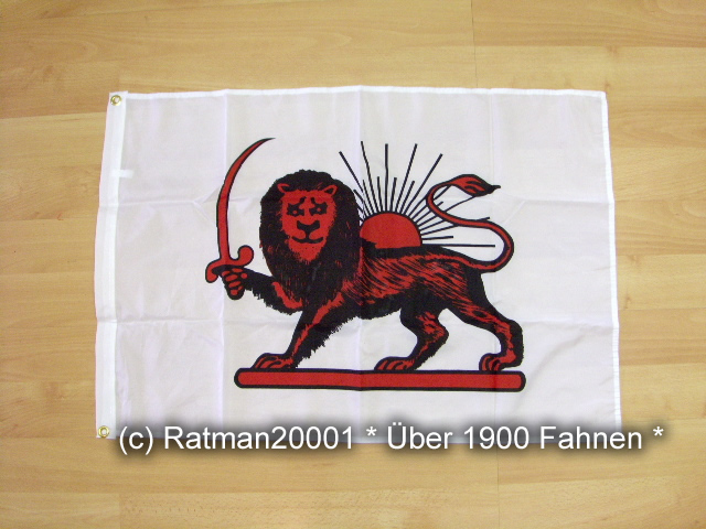 Iran Roter Löwe - 60 x 90 cm