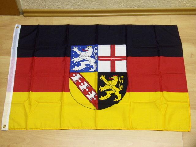 Saarland - 60 x 90 cm