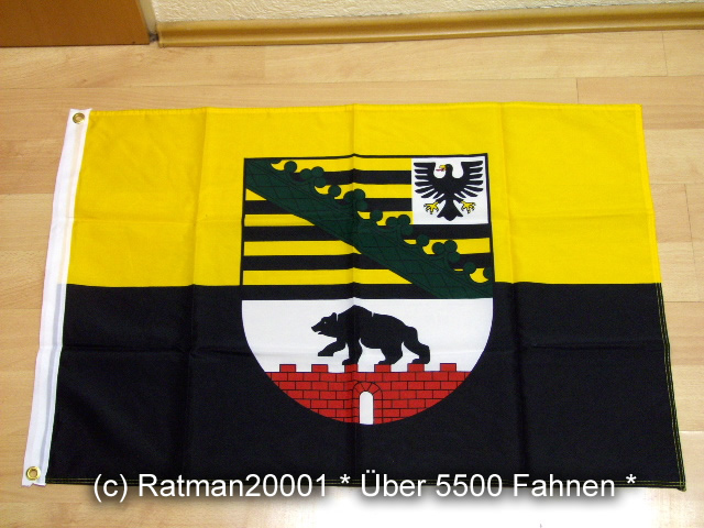 Sachsen Anhalt - 60 x 90 cm