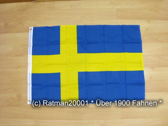Schweden - 60 x 90 cm