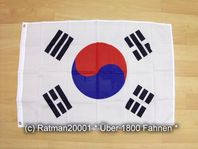 Südkorea - 60 x 90 cm