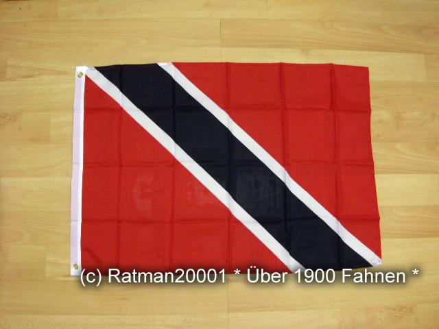 Trinidad &Tobago - 60 x 90 cm