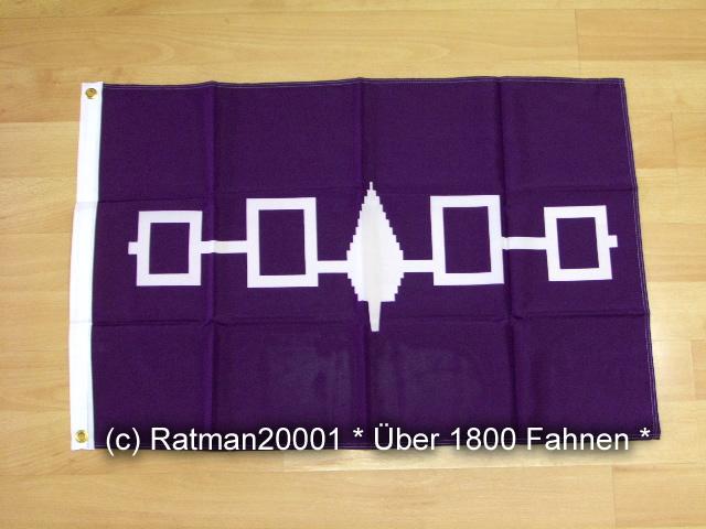 USA Irokesen Bund - 60 x 90 cm