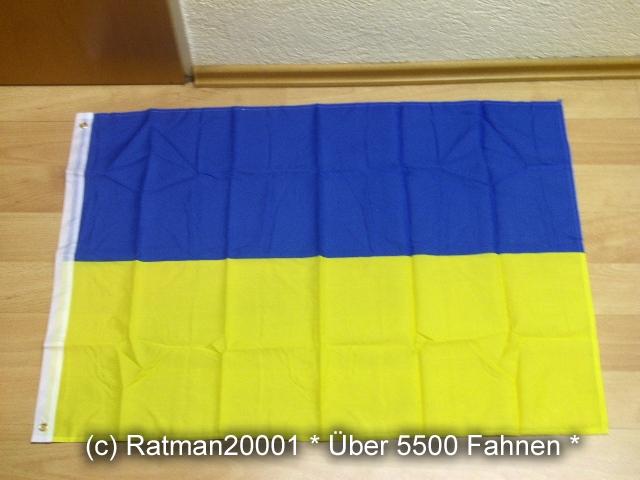 Ukraine - 60 x 90 cm