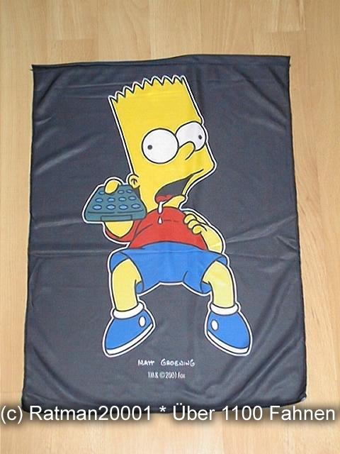 Bart Simpson 48 x 66 cm