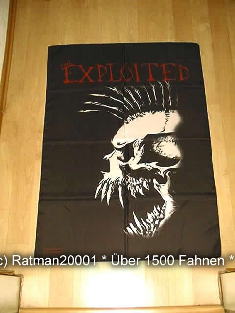 THE EXPLOITED POS 732 - 75 x 107 cm