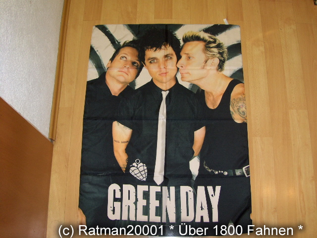 GREEN DAY POS 763  75 x 107 cm