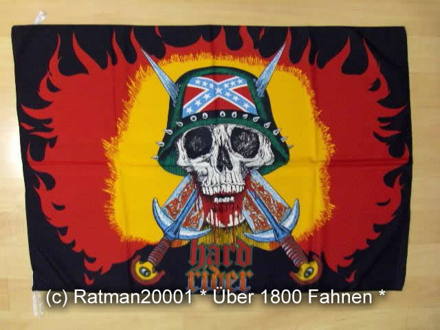Hard-Rider - POS 053 - 75 x 107cm