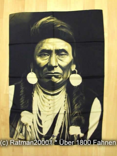 Indianer POS 131 - 75 x 107 cm