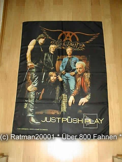 Just Push Play POS 286 - 75 x 107 cm