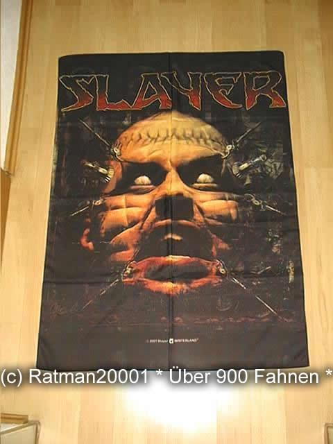 SLAYER POS 266 - 75 x 107 cm