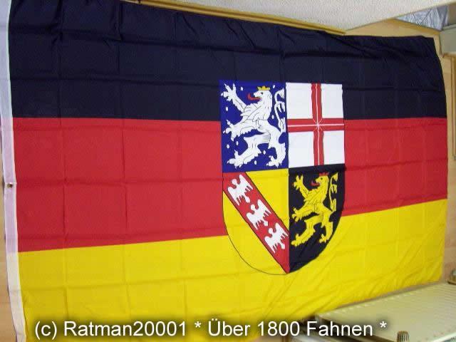 Saarland - 1 - 150 x 250 cm