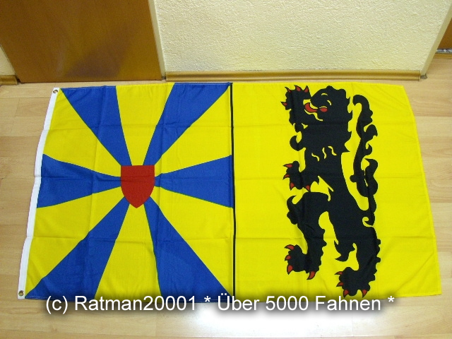 Westflandern - 90 x 150 cm