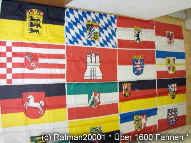 16 Bundesländer - 1 - 150 x 250 cm