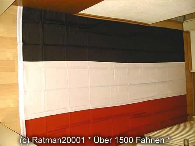 Deutsches Reich Reichsflagge - 1 - 420 - 150 x 250 cm
