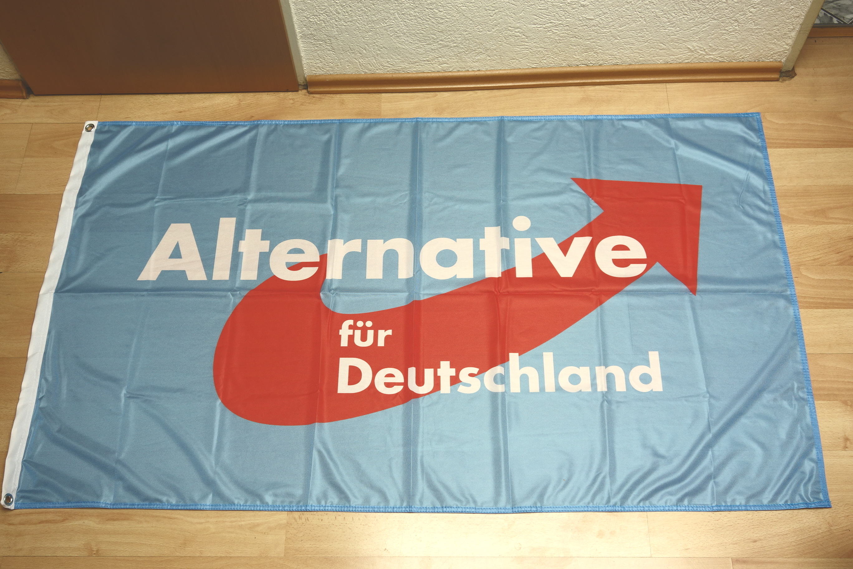 Fahne Hamburg Finkenwerder Hissflagge 90 x 150 cm Flagge