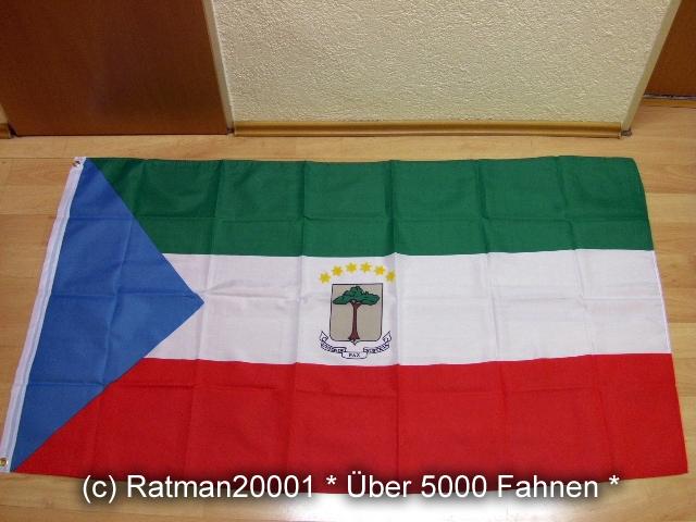 Äquatorial Guinea - 90 x 150 cm