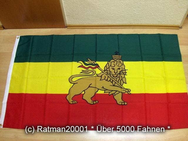 Äthiopien Löwe - 90 x 150 cm