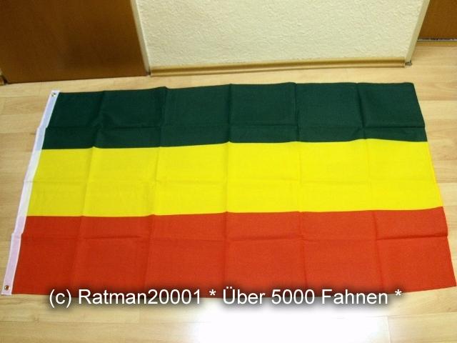 Äthiopien - 90 x 150 cm