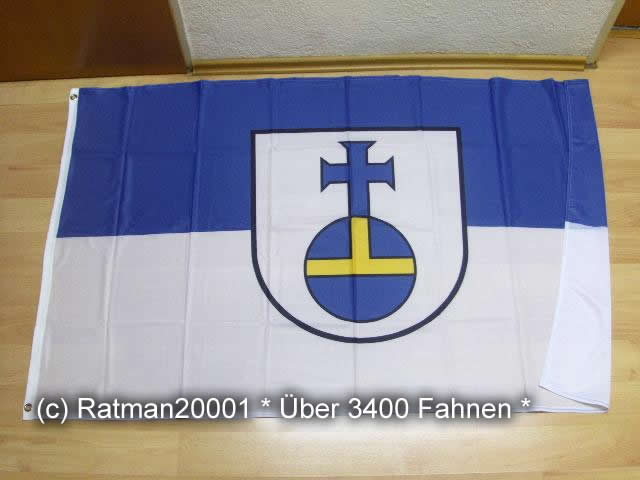 Fahnen Flagge Hünxe Digitaldruck 90 x 150 cm