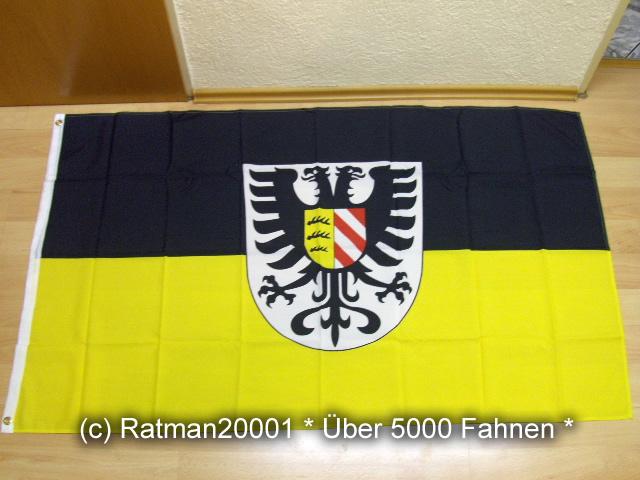 Alb Donau Kreis - 90 x 150 cm