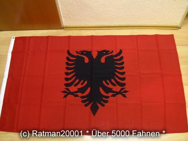 Albanien - 90 x 150 cm