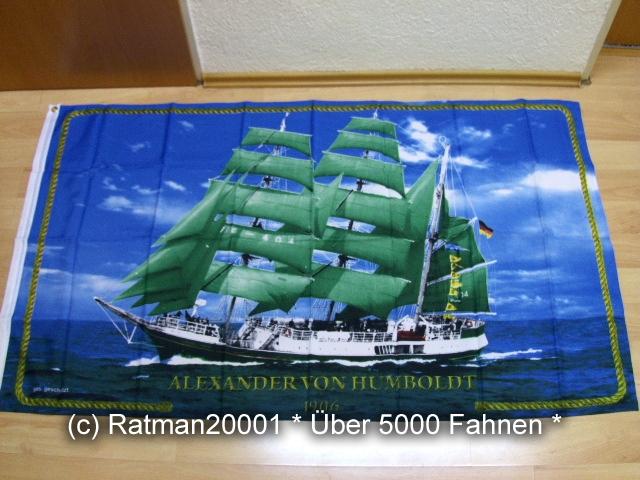 Alexander von Humboldt - 90 x 150 cm