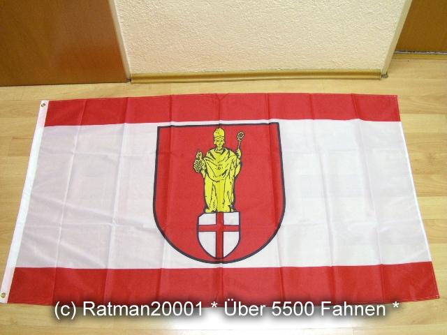 90 x 150 cm Flaggen Sammeln & Seltenes Fahnen Flagge Burgdorf Dachtmissen Digitaldruck