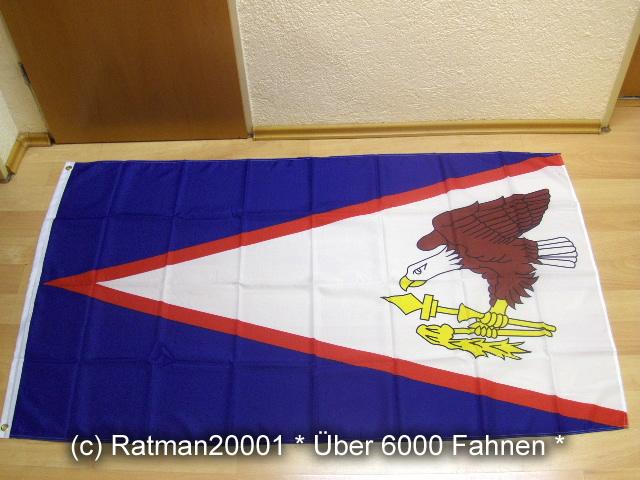 Amerikanisch Samoa - 90 x 150 cm