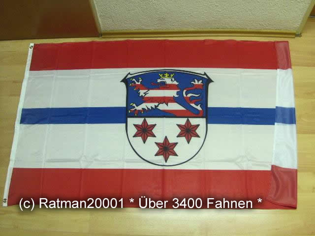 Fahne Flagge Östringen Digitaldruck 90 x 150 cm