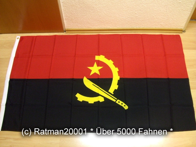 Angola - 90 x 150 cm