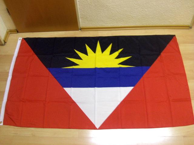 Antigua und Barbuda - 90 x 150 cm