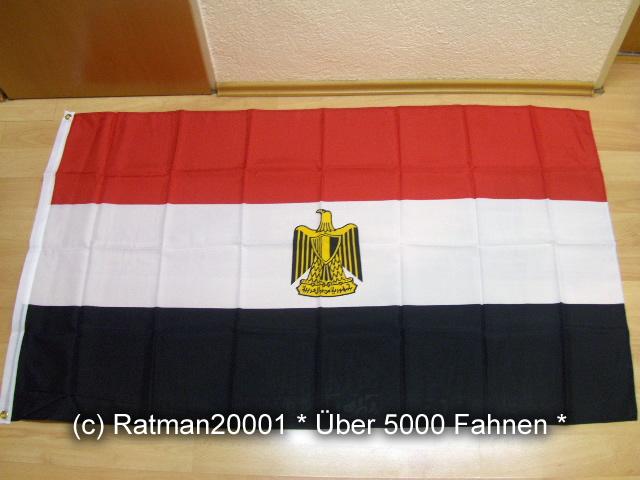 Ägypten Republik von Ägypten - 90x 150 cm