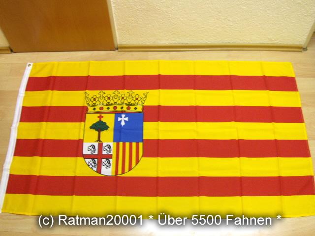 Spanien Aragon - 90 x 150 cm