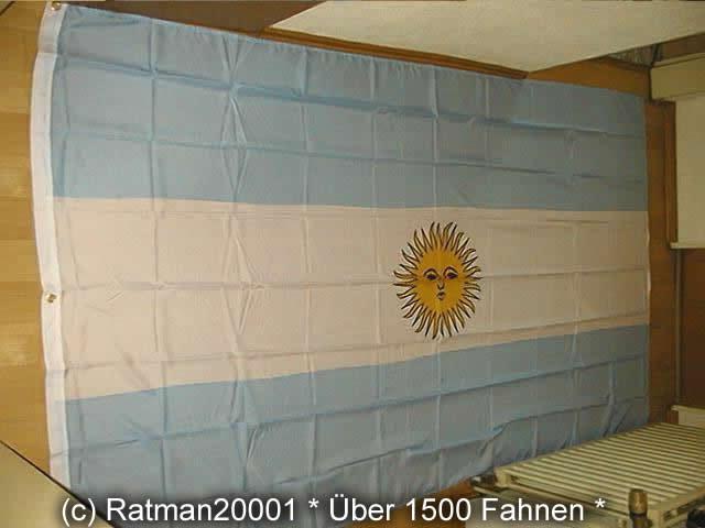 Argentinien - 1 - 150 x 250 cm